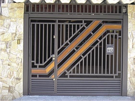 Automatização de portão residencial