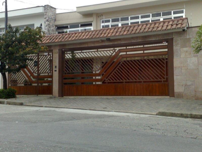 Conserto de portão basculante