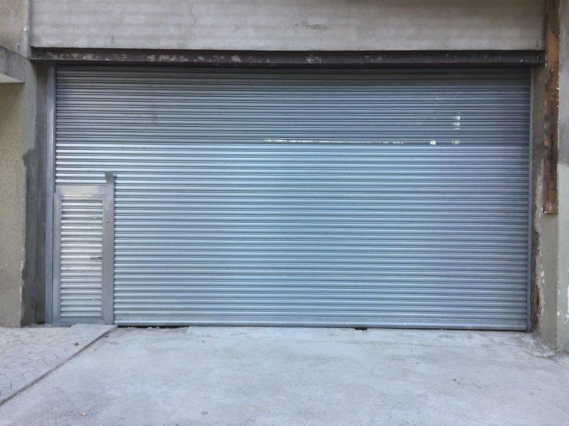 Conserto de portas automáticas