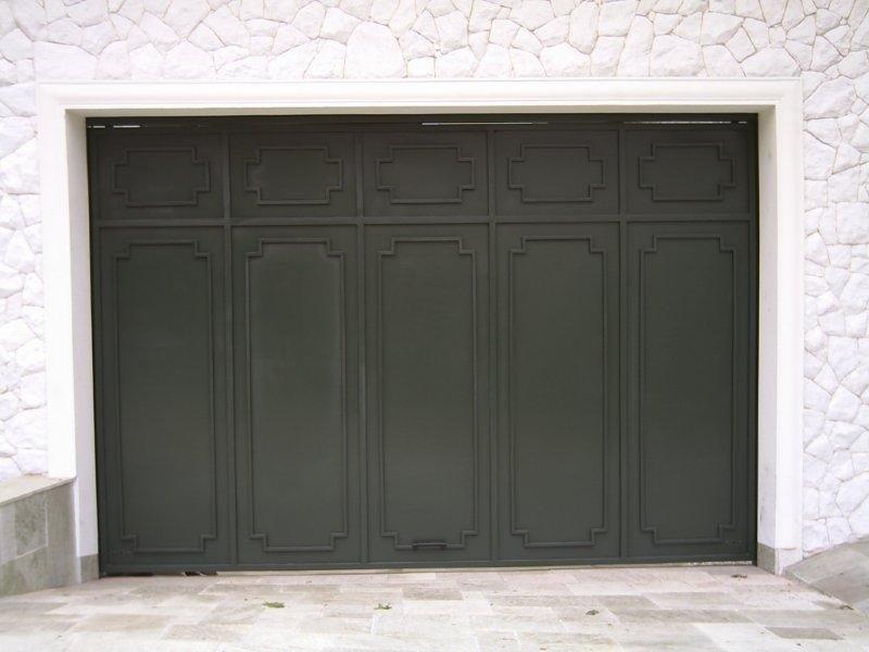Fábrica de portão de garagem