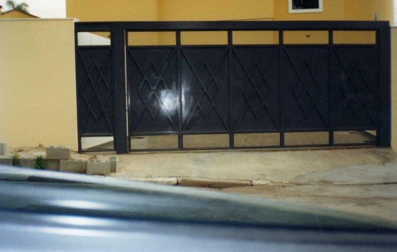 Fabricante de portão basculante
