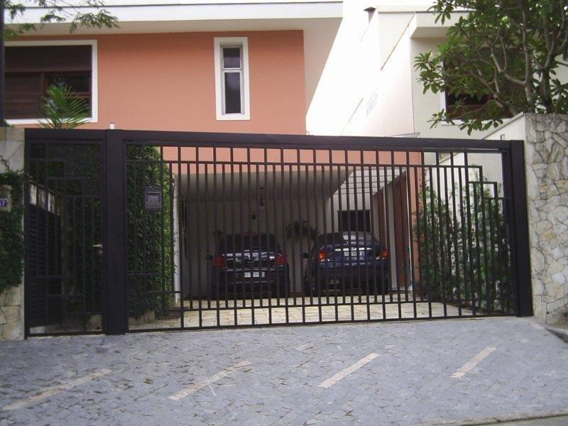Portão de garagem preço