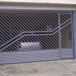 Manutenção de portão eletrônico