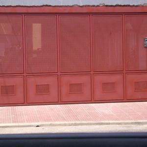 Fabricante de portão de garagem