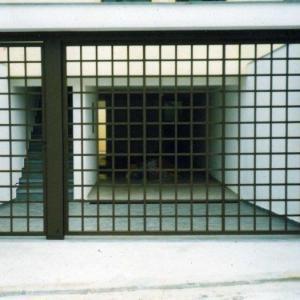Portão aço galvanizado preço