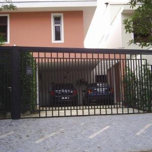 Portão de garagem basculante preço