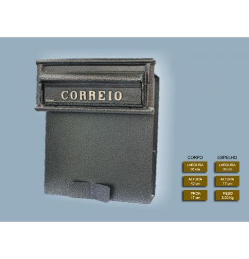 CAIXA DE CORREIO REF. 010