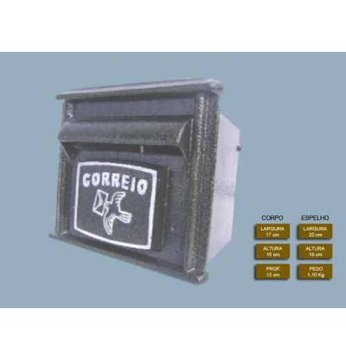 CAIXA DE CORREIO REF. 018