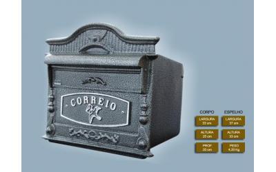 CAIXA DE CORREIO REF. 043