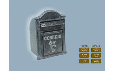 CAIXA DE CORREIO REF. 052