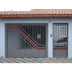 ATM-09 PORTÃO COM MADEIRA