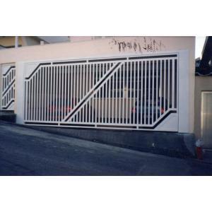 ATD-08 PORTÃO EM AÇO TUBULAR DIAGONAL